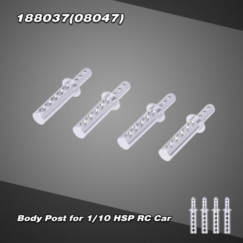 188037 Upgrade Parts Aluminum Body Post for HSP RC 1:10 4WD Car