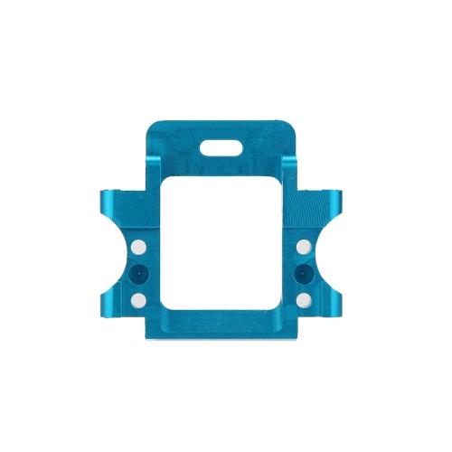 102060 1/10 Upgrade Parts Blue Aluminum Front Gear Box Mount for HSP RC Car
