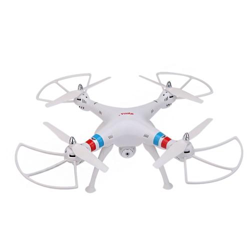 SYMA X8C 2.4G 4CH 6-осевой гироскоп R / C Quadcopter RTF Drone с 2.0-мегапиксельной камерой с высокой скоростью вращения камеры