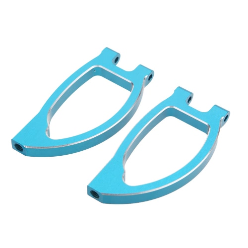 188018 1/10 Upgrade Parts Blue Aluminum Front Upper Suspension Arm for HSP RC Monster Truck 94188 Off Road Car