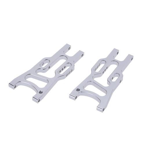 106021 Pièces de rechange Bras de suspension inférieur arrière en aluminium pour 1/10 HSP 94106 94107 Buggy hors route