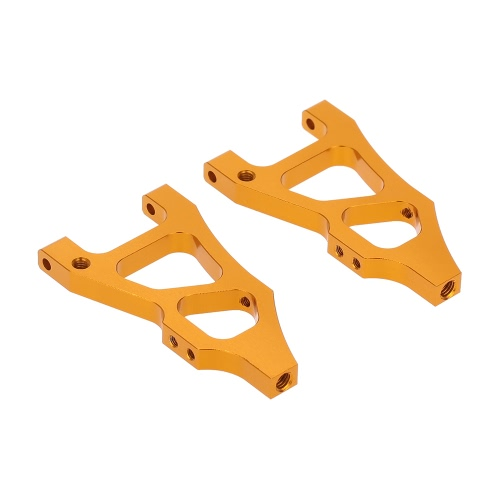 166019 (06040) Pièces de rechange Alliage d'aluminium Bras de suspension inférieur avant pour 1/10 HSP RC Off Road Buggy 94166