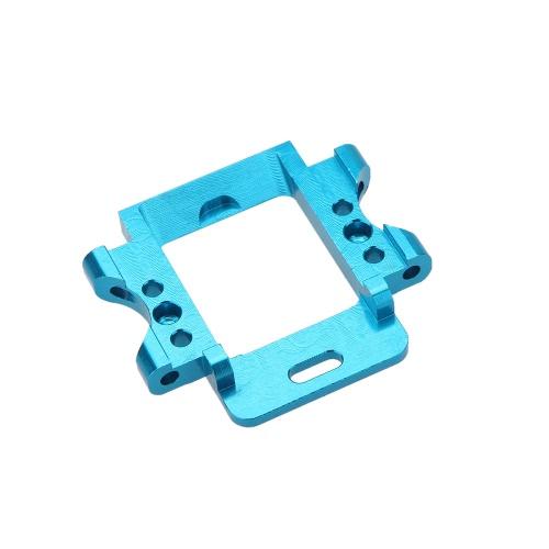 102.061 1/10 parti di aggiornamento di alluminio blu ingranaggi posteriore Scatola di montaggio per HSP RC auto