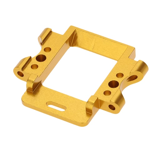102061(02021) Upgrade Parts Aluminum Alloy Rear Gear Box Mount for 1/10 HSP 94102 Nitro On-Road Touring Car 94107 Off-Road Buggy