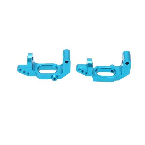 102.010 1 10 parti di aggiornamento di alluminio blu Front Hub Carrier (L / R) per HSP RC auto