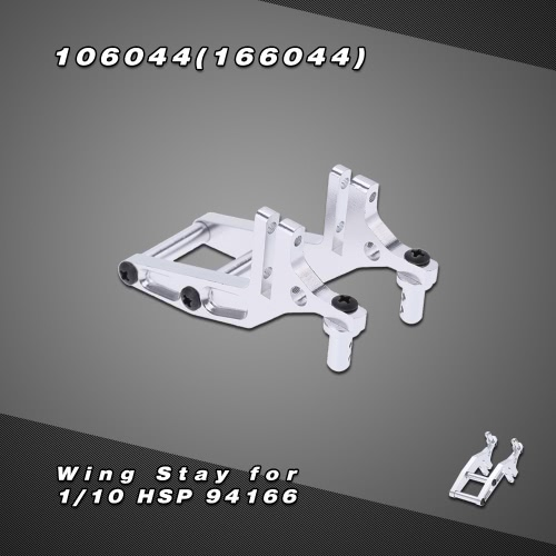 106044(166044) Upgrade Parts Aluminum Alloy Wing Stay for 1/10 HSP 94166 4WD Nitro Power Off Road