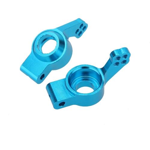 102.012 parti di aggiornamento di alluminio blu montante posteriore (L / R) per HSP RC Auto 1:10