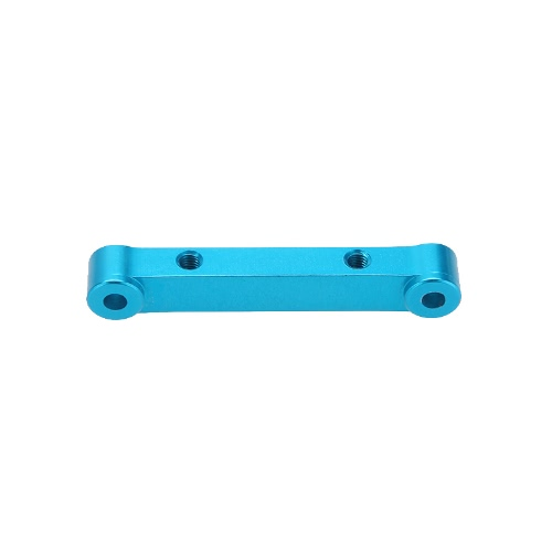 122034 Upgrade Parts Blue Aluminum Rear Anti-Spuat Plate for 1/10th 4WD On Road Car R/C XSTR Power 94122