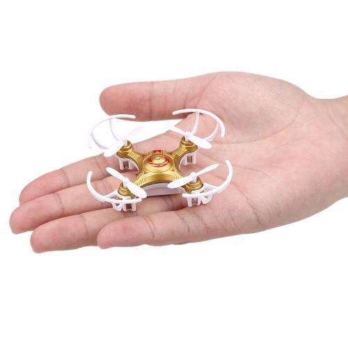 Небо Уокер 5036 2.4G удаленного управления игрушки 4-CH 6-осные мини RC горючего