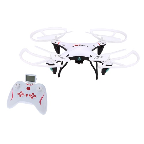 L6039 2.4Ghz 4CH 6-Axis Gyro RC Quadcopter UFO Samoloty Drone z 2.0MP kamera HD