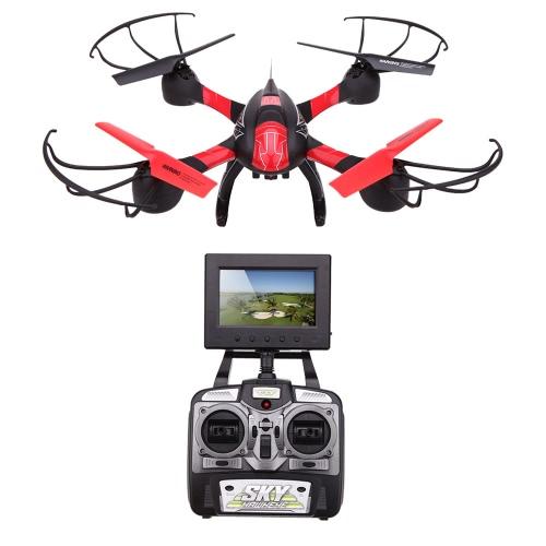 SKY HAWKEYE 1315 5,8 G 4CH FPV RC Quadcopter avec Transmission en temps réel & 0.3MP caméra HD une clé au retour et à CF Mode
