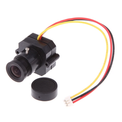 FPV 1/3 inch HD Color CMOS 600TVL Mini Camera PAL System