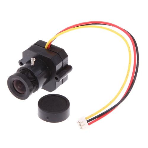 FPV 1/3 cala Kolor CMOS 600TVL HD Mini kamera PAL System