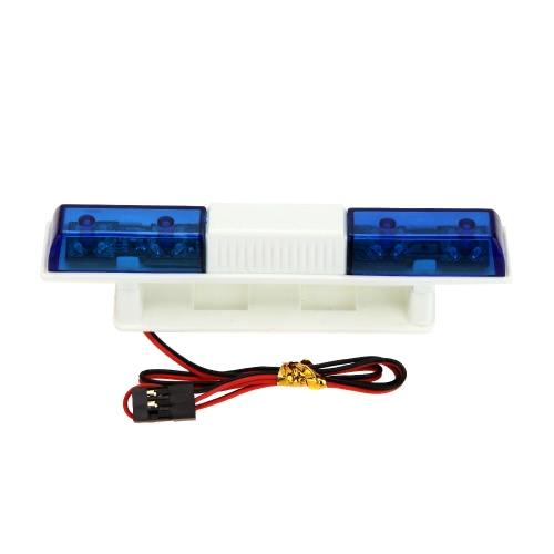 AX 502BL 多機能超明るい LED ランプ 1/10 1/8 RC HSP トラクサス タミヤ CC01 4WD 軸 SCX10 モデル車
