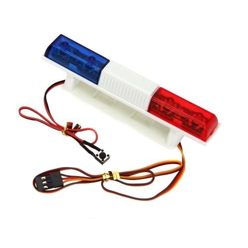 AX 502MC 多機能超明るい LED ランプ 1/10 1/8 RC HSP トラクサス タミヤ CC01 4WD 軸 SCX10 モデル車