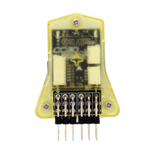 Openpilot MINI CC3D Combo Atom NANO CC3D Flight Control for FPV QAV 250 FPV Curved Needle