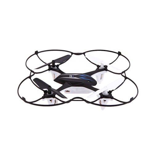 Original MT 9916 2.4G 4CH 6 Axis RTF RC Quadcopter 3D Drone Percorrendo UFO rotativo de 360 ​​graus com câmera de 0.3MP