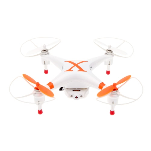 Cheerson CX-30W 2.4GHz 4CH 6-Axis Gyro WiFi Real Time Video RC Quadcopter UFO FPV с HD-камерой с разрешением 0.3MP без передатчика