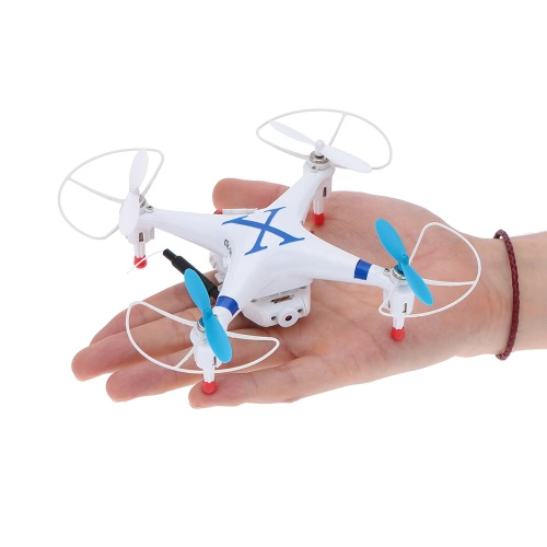 Cheerson CX-30W 2.4GHz 4CH 6-Axis Gyro WiFi Real Time Video RC Quadcopter UFO FPV with 0.3MP HD Camera