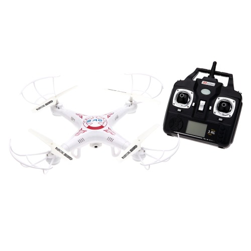 Baynag 2.4G 4CH 6 Axis RTF RC Quadcopter 3D Drone Hovering 360 Degree Rotating UFO with 0.3MP Camera