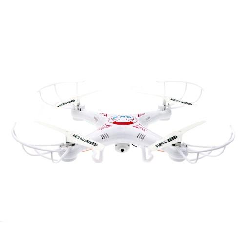 Baynag 2.4G 4CH 6 Eixos RTF RC Quadcopter 3D Drone Percorrer UFO rotativo de 360 graus com câmera de 0.3MP