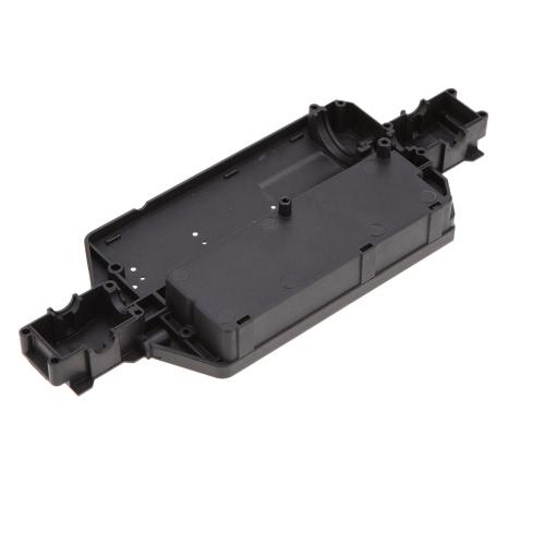 Yikong piezas 18000 18027 Chasis plástico batería cubierta para coches RC 1/18