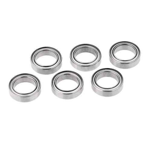 Yikong 18033 Upgrade Parts  Outer Diameter 15mm Inner Diameter 10mm Wheel Mount Ball Bearings for 1/18 RC cars