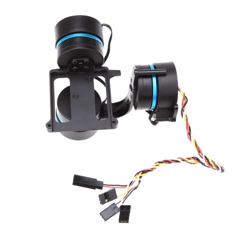 Feiyu Tech G3 Ultra 3-Axis bezszczotkowy Steady Gimbal dla Gopro3 GoPro 3+ Aircraft Aerial Photography