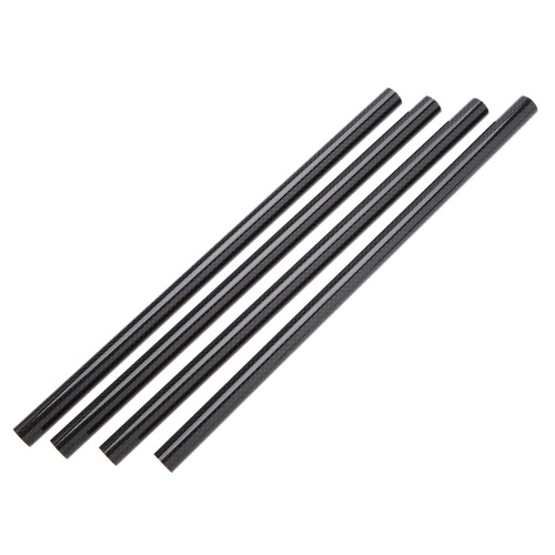 GoolRC DIY 4Pcs 16*14*330mm Vanished Surface Carbon Fiber Arm Tube/ Pipes/ Strips for Quadcopter Multicopter