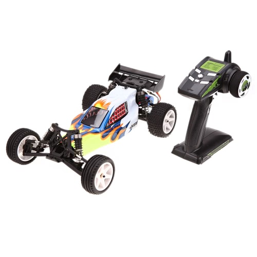 VIPER E12XB-BL V1 2.4GHZ 1:12 2WD Brushless Electric RTR Remote Control Buggy Off-road Vehicle