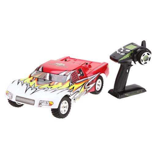 VIPER E12SC-BL V1 2.4GHZ 1:12 2WD Brushless Short Course Electric RTR Remote Control Off-road Vehicle