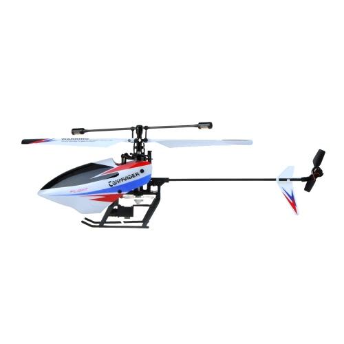 オリジナルのWltoys V911 2.4G 4CHシングルブレードRCヘリコプター(トランスミッターなし)