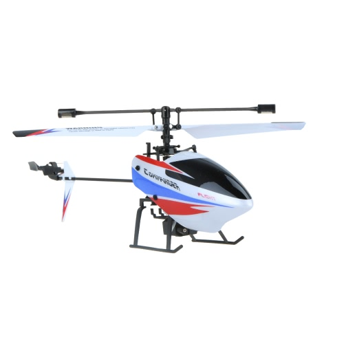 Оригинальный Wltoys V911 2.4G 4CH Single Blade RC Helicopter