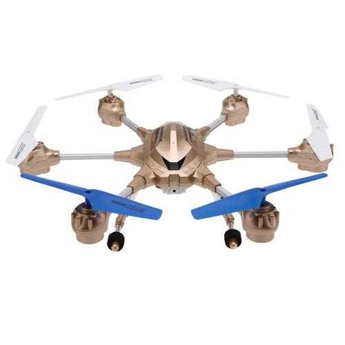 HUAJUN W609-9 4.5CH 2,4 G com seis eixos giroscópio RTF RC Super Liga Hexacopter Drone(Middle Size) com 0.3 MP câmera