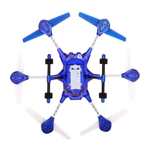 HUAJUN W609-10 4.5CH 2.4 G с шестью оси гироскопа 360 ° вращающийся RTF RC Hexacopter гул НЛО (средний размер) с 0.3MP камера