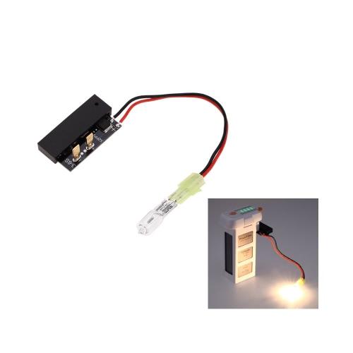 Déchargeur de batterie 12V 35W ampoule DJI Phantom 2