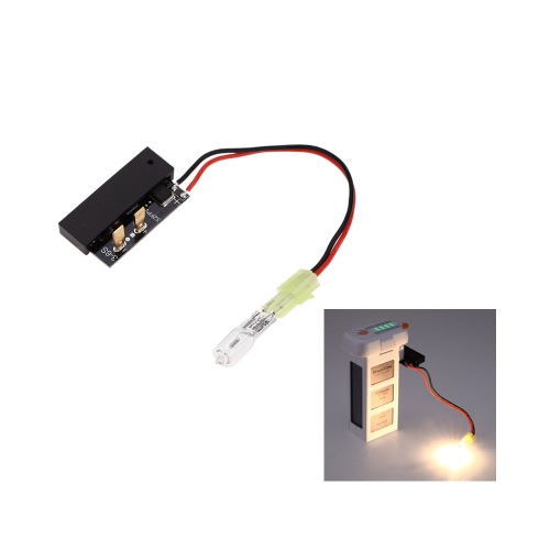 12V Battery Discharger with 35W Bulb for DJI Phantom 2