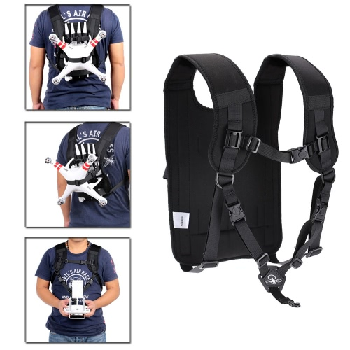 Shoulder Backpack for DJI Phantom 2/3 Standard Professional Advanced/4/4 Pro FPV RC Quadcopter