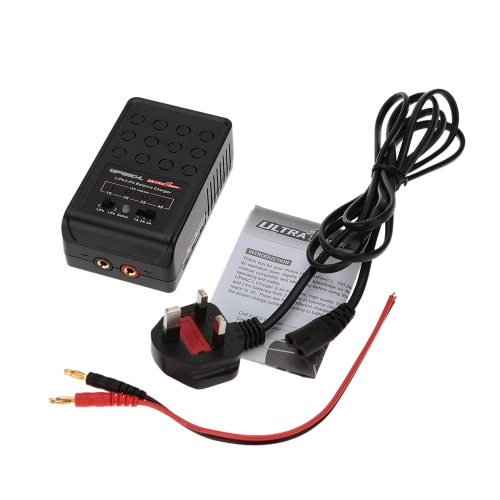 超消費電力 UP4AC L 20 w 2 4 s リポ/ライフ バッテリー バランス充電器