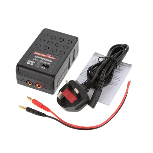 超消費電力 UP4AC N 20 w 4-8S ニッケル水素/ニッカド バッテリーのバランス充電器