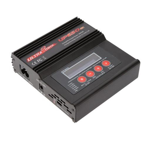 Ultra Power UP650AC akumulator LiWo / LiPo / LiFe / NiMH / akumulator NiCD o dużej pojemności / rozładowanie