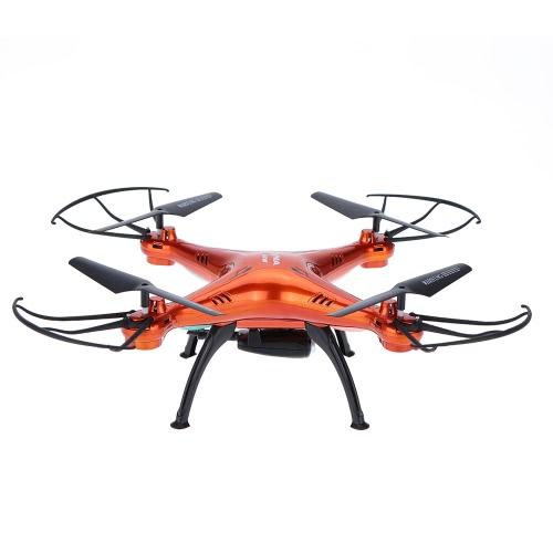 Syma X5SW 4CH 2.4G 6 axes Gyro RC Wifi FPV Quadcopter avec caméra 0.3MP