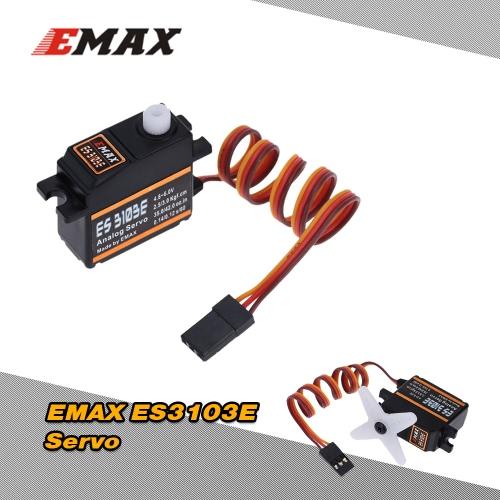 EMAX ES3103E Plastikowe łożyskowanie analogowe do samolotu RC