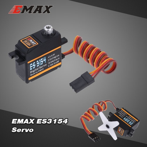 EMAX ES3154 Metal Digital Servo for RC Helicopter Airplane Car