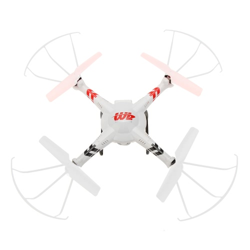 Original WLtoys V686G Part V686-01 V686-03 Ensemble de coquilles pour JJRC / WLtoys V686G RC FPV Quadcopter