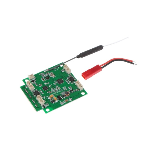 Original WLtoys V686G Part V686-13 V686-18 Receiver Board Antenna and Power Plug Cable for JJRC/WLtoys V686G RC FPV Quadcopter