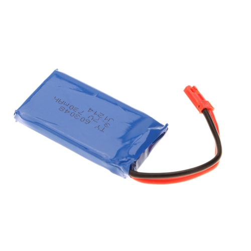 Original WLtoys V686G Part V686-20 3.7V 730mAh Battery for WLtoys/JJRC V686G RC FPV Quadcopter