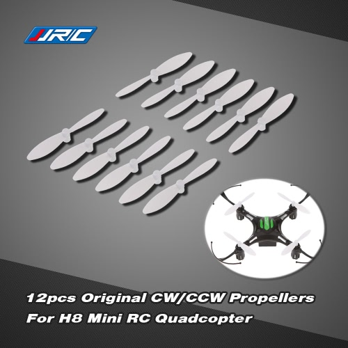 (UPC:733180246677) GoolRC RC Part JJRC H8 Mini CW/CCW Propellers for RC H8 Mini Quadcopter