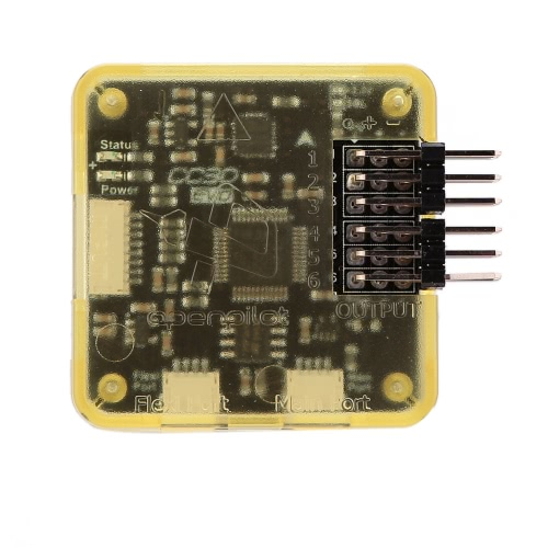 New Version STM32 32-Bit Open Pilot CC3D Atom Mini CC3D Evo Flight Controller with  Flexiport for Quadcopter Multicopter
