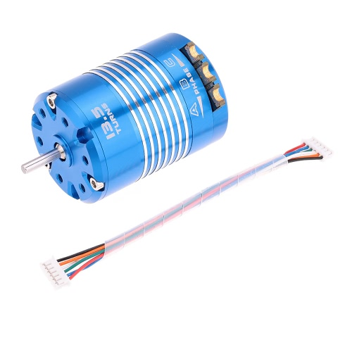 540 13.5T Sensored Brushless Motor for 1/10 RC Car Auto Truck